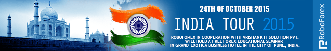 New step of RoboForex extension in India – Big seminar in Pune!
